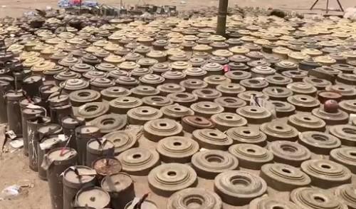 مدير مشروع مسام: الأمم المتحدة تتجاهل ألغام الحوثي