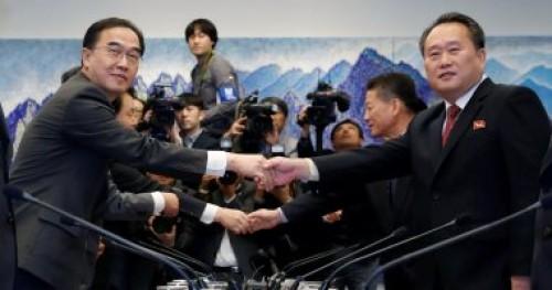 """كوريا الجنوبية ترسل مسئوليها لـ""""الشمالية"""" الأسبوع المقبل"""