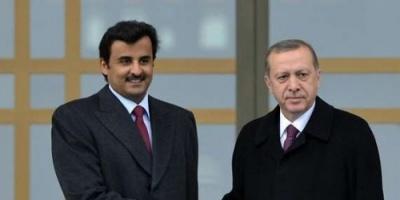 كيف تخلت قطر عن 5 مليارات دولار لإنقاذ أردوغان ؟ (تقرير خاص)