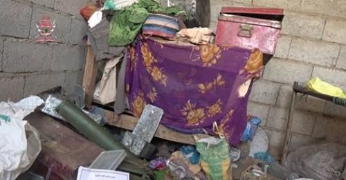 ألوية العمالقة تكشف ما فعلته مليشيا الحوثي بالمنازل في الحديدة