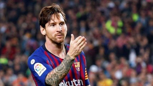 رسمياً.. ميسي يتواجد في ملعب ريال مدريد لهذا السبب