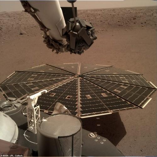 شاهد.. أول صور واضحة لكوكب المريخ