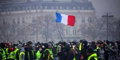 """فرنسا تتأهب """"لموجة صفراء"""" جديدة"""
