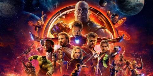 شركة مارفل تكشف عن أول بوستر رسمي لفيلمها Avengers: Endgame