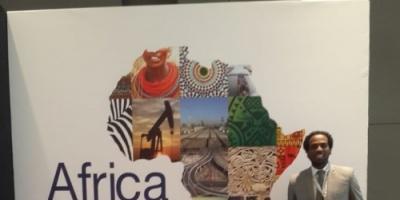 """نمضي قدما.. رواد تويتر يتفاعلون من هاشتاج """" Africa2018"""""""