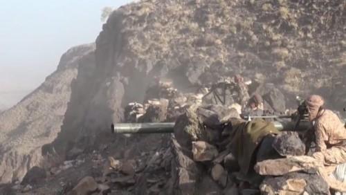 مقتل وإصابة 10 عناصر حوثية بجبهة صرواح