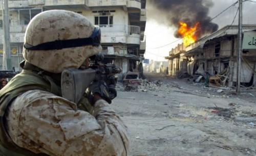 عسكري: إعلان حالة الطواريء الحل الوحيد لإنقاذ العراق