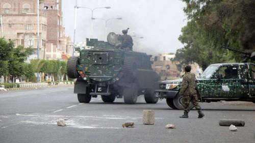 اشتباكات عنيفة بصنعاء.. وسقوط 8 قتلى حوثيين