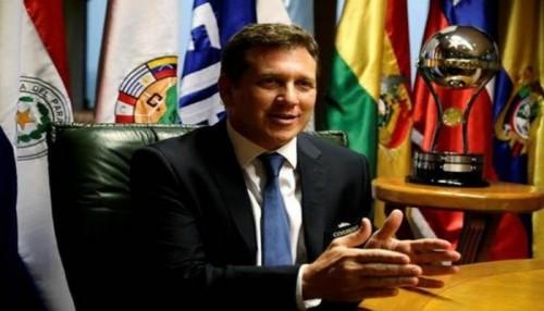 رئيس اتحاد أمريكا الجنوبية: نأمل في عودة كأس الانتركونتنتال