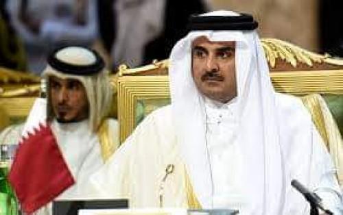 سياسي يكشف فضيحة مدوية عن تميم بن حمد