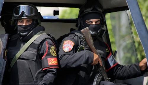 الداخلية المصرية: مقتل إرهابيين متورطين بحادثة دير المنيا