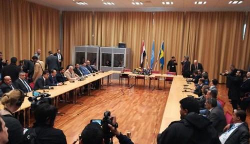 عضو بوفد الحكومة في مشاورات السويد: الحوثيون غير جادين