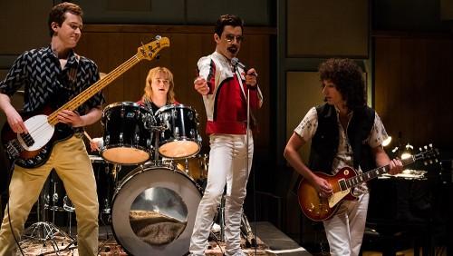 نهاية ديسمبر.. عرض فيلم Bohemian Rhapsody في إسبانيا