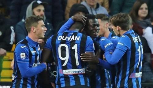 أتلانتا يفوز على أودينيزي بثلاثية في الدوري الإيطالي