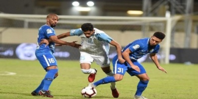 النصر الاماراتي يتأهل إلى ربع نهائي كأس الإمارات بالفوز على بني ياس