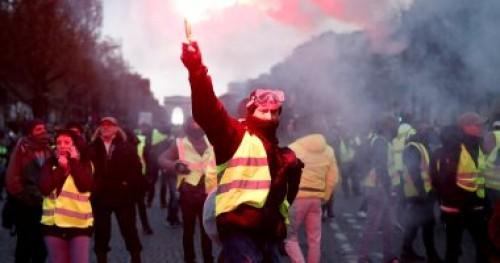 """المالية الفرنسية: احتجاجات """"السترات الصفراء"""" أثرت على اقتصاد البلاد"""