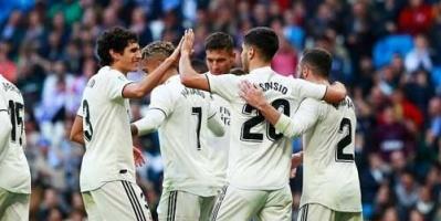 ريال مدريد يفوز على هويسكا 1-0 في الدوري الإسباني