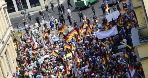 اتحاد عمالي بألمانيا يعلن الإضراب عن العمل فى السكك الحديدية غدا