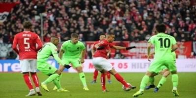 ماينز يتعادل مع هانوفر في الدوري الألماني