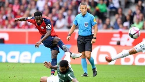 ليل يتعادل مع ستاد ريمس في الدوري الفرنسي