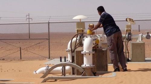 هجوم إرهابي يدمر 4 آبار من النهر الصناعي في ليبيا