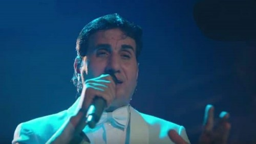 """المطرب أحمد شيبة ينتهي من تسجيل الأغنية الدعائية لمسلسل """"السر"""""""