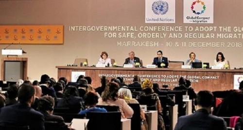 اعتماد الإتفاق العالمي للهجرة الآمنة بالمغرب اليوم