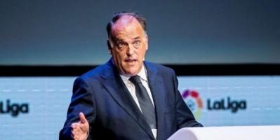 رئيس الليجا الإسبانية: سعيد لخوض مباراة السوبر كلاسيكو في إسبانيا