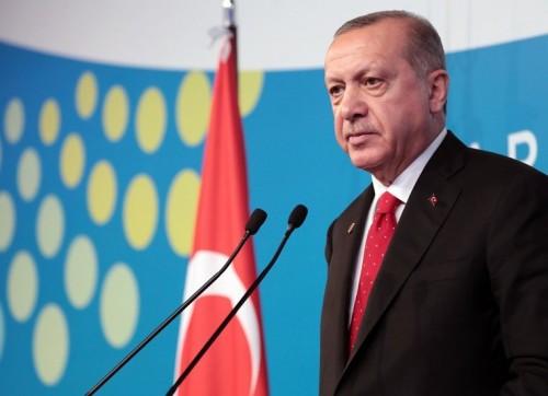 """هكذا تناقض """"أردوغان"""" في موقفه أمام صندوق النقد الدولي"""