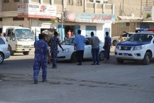 إطلاق الحملة المرورية الشاملة بمدن ساحل حضرموت
