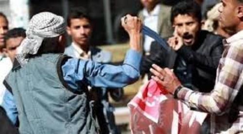 """""""100حالة إنسانية من اليمن"""".. ندوة تكشف انتهاكات الحوثيين"""