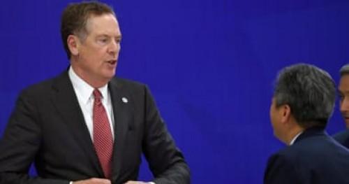 الصين وأمريكا يبحثان النزاعات التجارية بين البلدين
