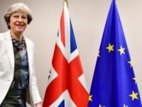 رئيسة الوزراء البريطانية تلتقي نظيرها الهولندي