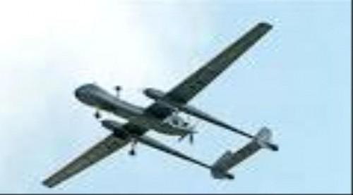 الجيش يسقط طائرة استطلاع حوثية بالضالع