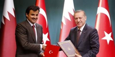 تركيا وقطر سخرا كل الدعم لصالح مشروعهما في اليمن