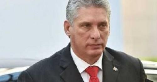 الرئيس الكوبي: واشنطن لا تتمتع بأي حق أخلاقي لانتقادنا