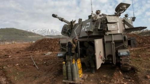 إسرائيل تجري مناورات عسكرية في مزارع حدودية مع لبنان