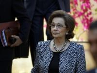 """""""ظهرت على حقيقتها"""".. رواد تويتر يعلقون على ظهور سوزان مبارك"""