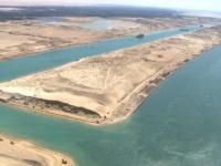 مصر ترد على شائعات فشل قناة السويس الجديدة