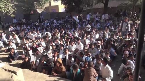 وفاة طالب بمحافظة عمران جراء تعرضه للضرب ( صورة )