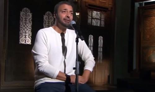 """حميد الشاعري يطرح أغنية """"شيء خيالي"""" في برنامج صاحبة السعادة"""