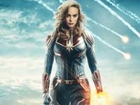 شركة مارفل تطرح بوستر جديد لفيلم Captain Marvel في مؤتمر كوميك كون