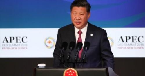 الصين تتبرأ من مجموعة الأزمات الدولية: غير مسجلة لدينا