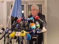 وفدي مشاورات اليمن يتسلم ٤ مسودات اتفاقات أبرزها الحديدة