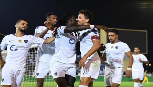 الهلال يحقق فوز صعب على أحد في الدوري السعودي