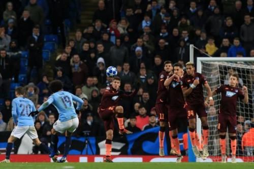 مانشستر سيتي يحقق فوز صعب على هوفنهايم في دوري أبطال أوروبا