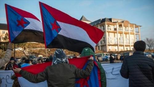 جنوبيون يتظاهرون في السويد للمطالبة باستفتاء على استعادة دولتهم