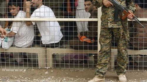 هروب جماعي لقادة داعش من سجن عراقي بالسليمانية