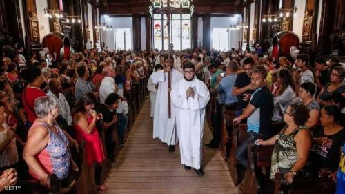 أرتفاع عدد ضحايا مذبحة الكاتدرائية بالبرازيل