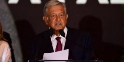 الرئيس المكسيكي يبحث مع نظيره الأمريكي الهجرة وفرص العمل